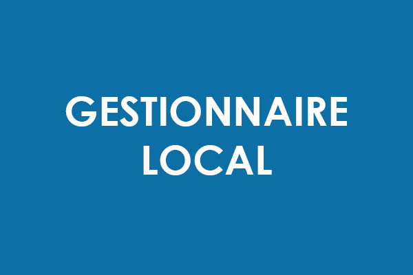 gestionnaire local